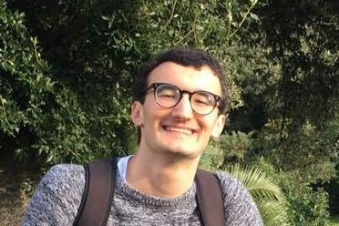 Ben Hughes (Masters student)