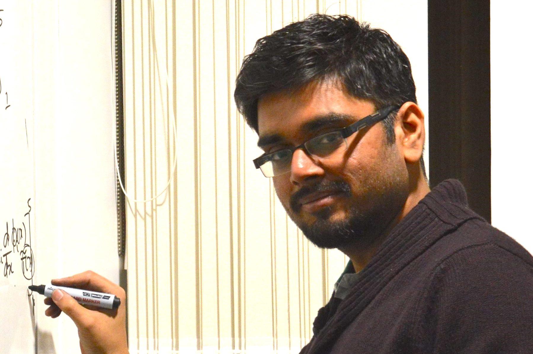 Sathya Sai Seetharaman (PhD student)